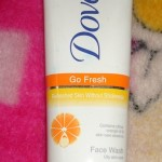 Review: Dove Go Fresh Face Wash