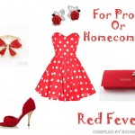 Look Of The Week : Red Fever!!