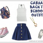 Look of the Week: A Casual Back to School Outfit!!