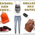 Look of the Week: Casual College Day!!