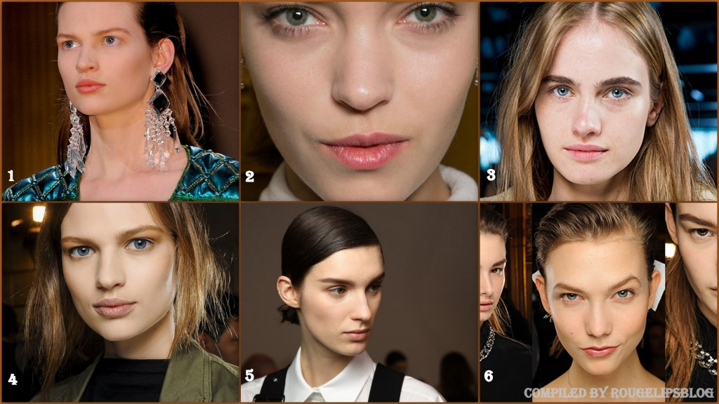 Prepped skin - Fall/Autumn/Winter Make-Up Trends 2013