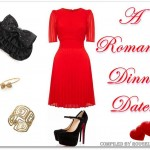 Look Of The Week: A Romantic Dinner Date!!