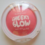 Maybelline Blush Studio Cheeky Glow Blush in the Shade Fresh Coral!!