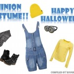 Look Of The Week: Minion Costume!!