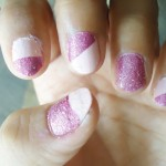 Today on Nails | Maybelline Color Show Glitter Mania in the Shade Matinee Mauve