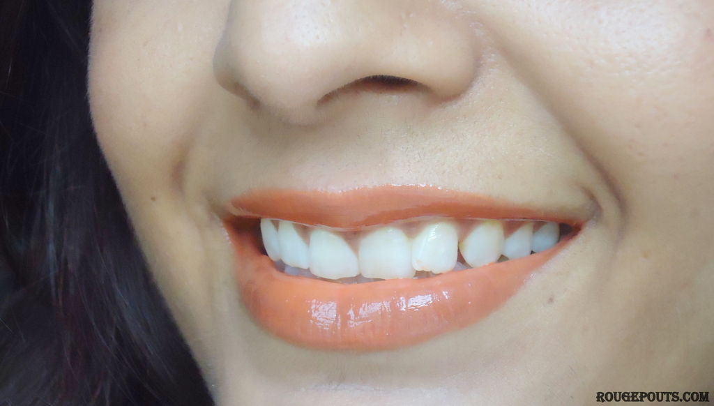 Maybelline COLORsensational High Shine Lip Gloss in the Shade Captivating Coral!!