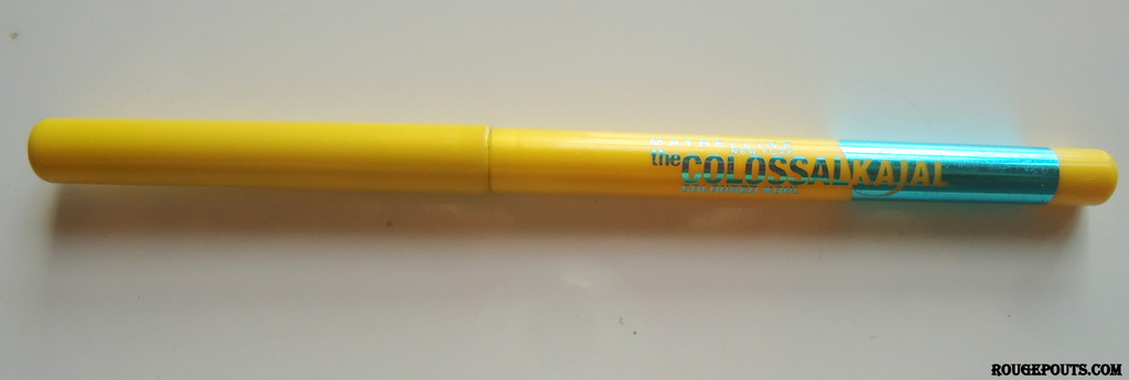 Maybelline New York The Colossal Kohl Turquoise Review!!