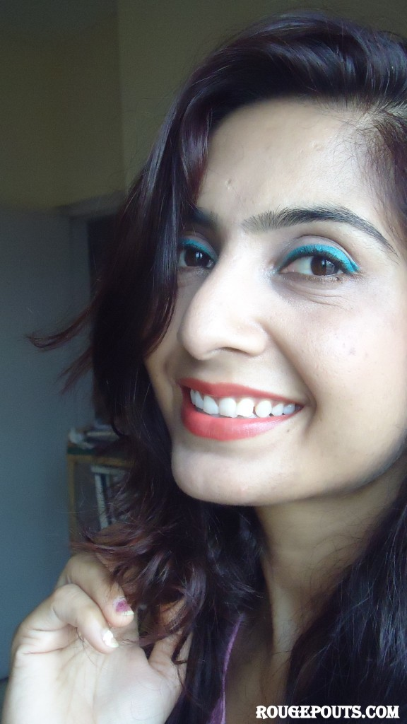 Face Of The Day! All Maybelline Products Look!!