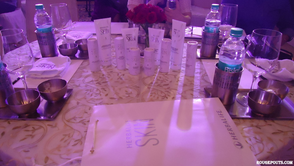 Herbal Life Skin Launch Event and Bloggers Meet!!