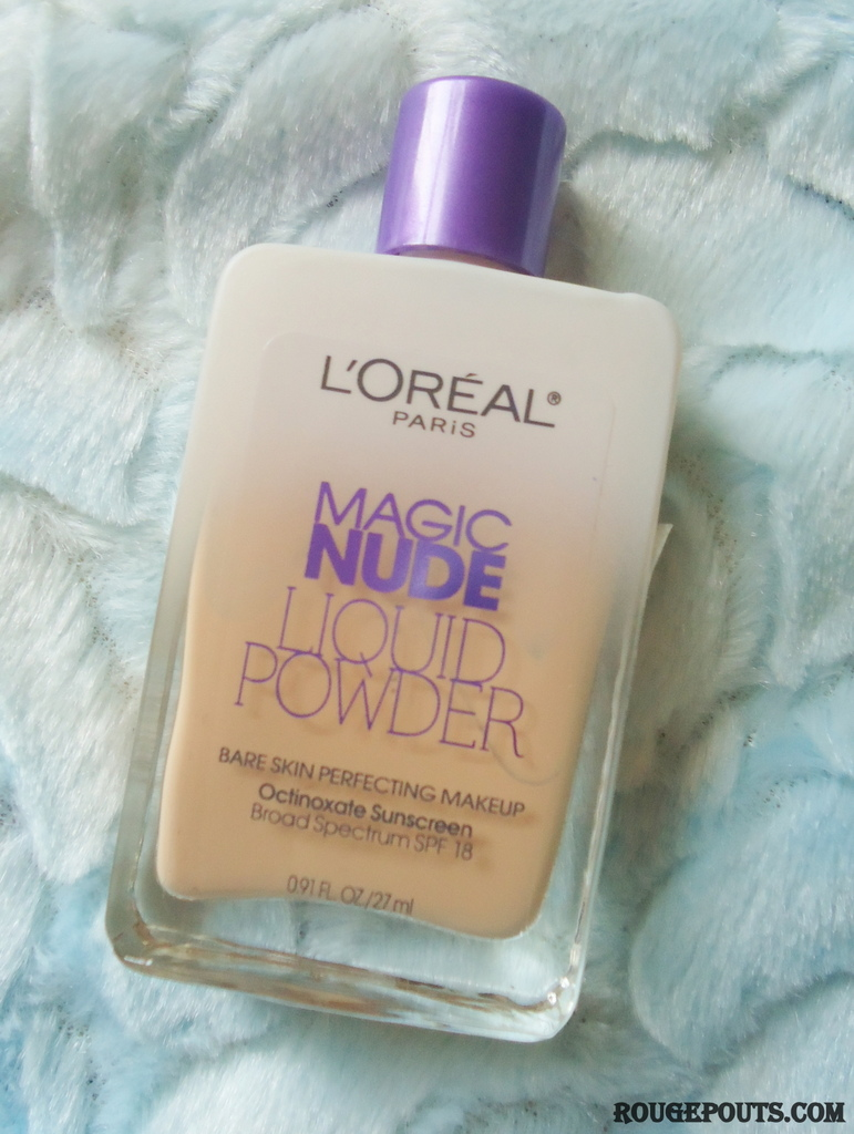 L'Oréal Paris Magic Nude Liquid Powder Foundation Review!