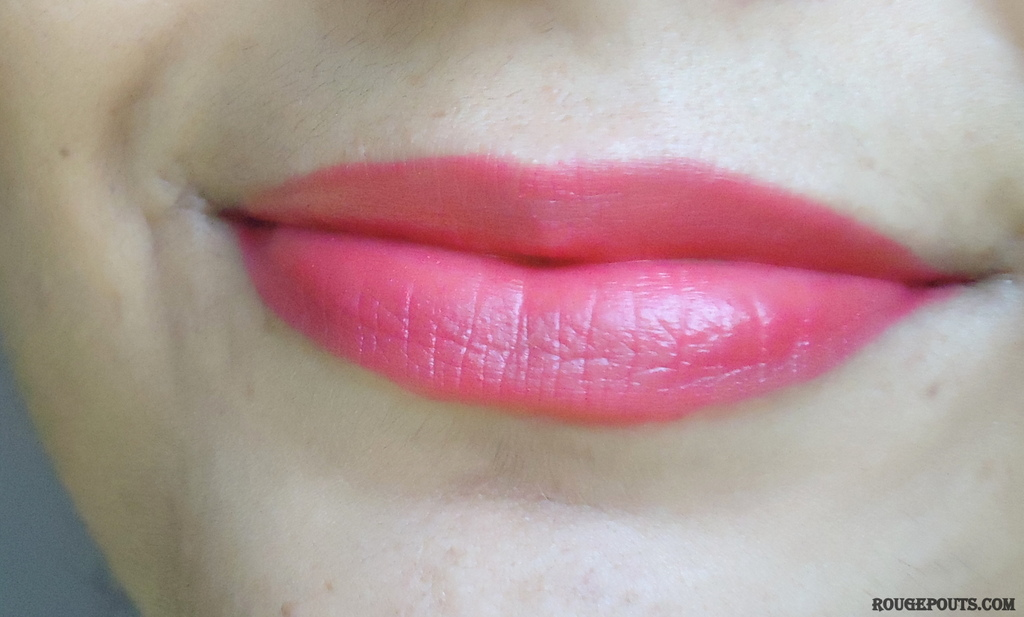 Lip Swatch in Natural Day Light!