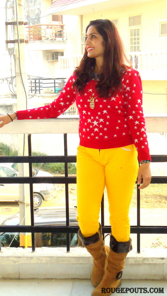 Outfit of the Day: Christmas Day and Decorations at Home!!