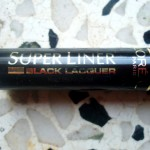 L'Oréal Paris Super Liner Black Lacquer Waterproof Review