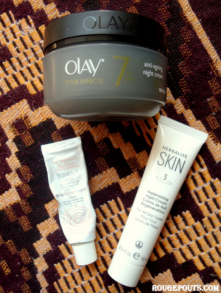 My Winter Bed Time Skin Care Routine!!