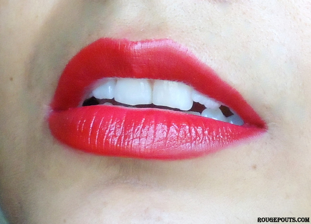 Maybelline Color Show Lipstick in the shade Ruby Twilight Review ...