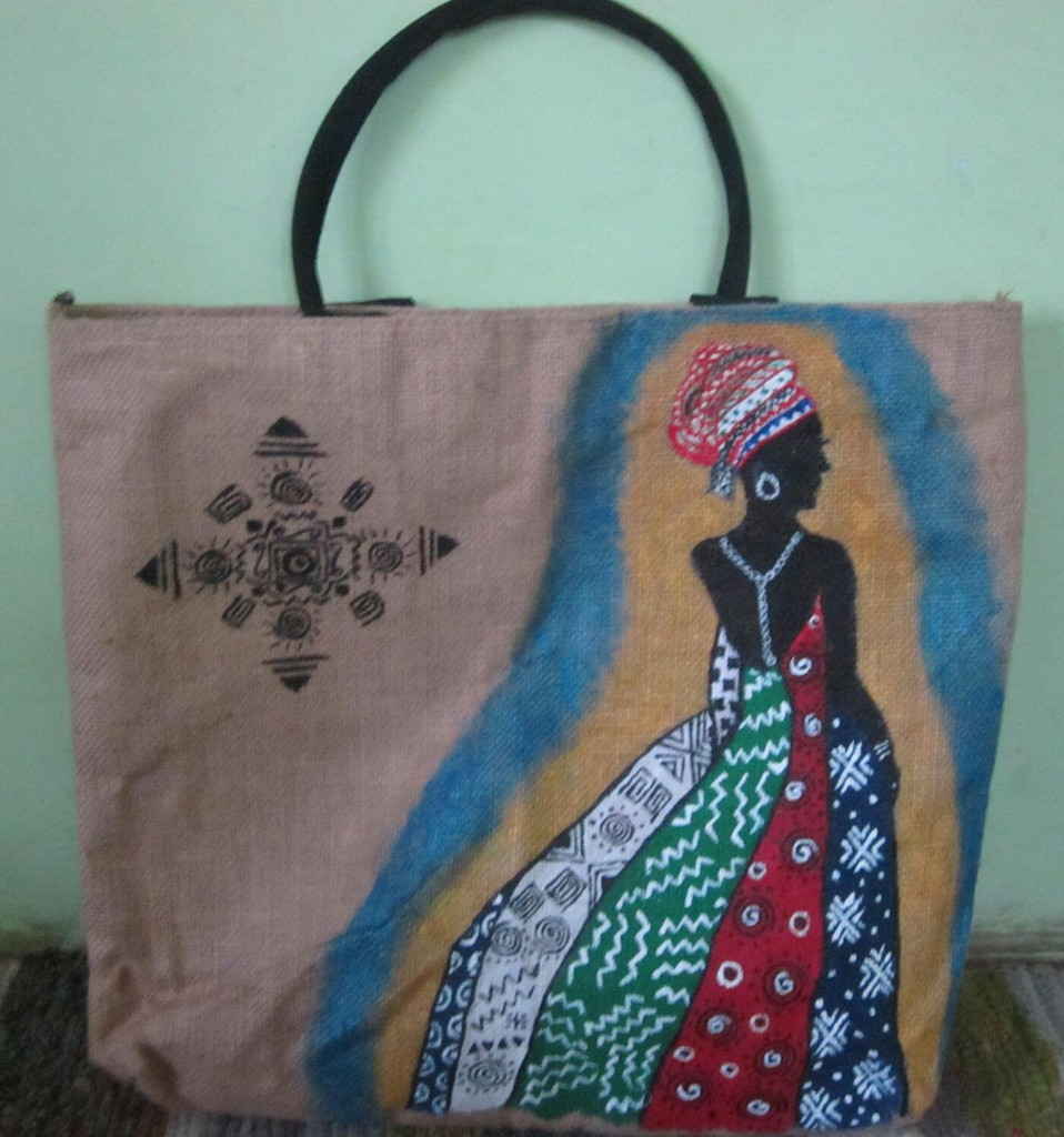 Bags by Vine|Hand-Painted Tote Bags|Guest Blog!