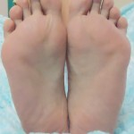 Everyday Mini Pedicure for Baby Soft Feet