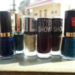 My Top Favorite 8 Fall/Winter Nail Paints