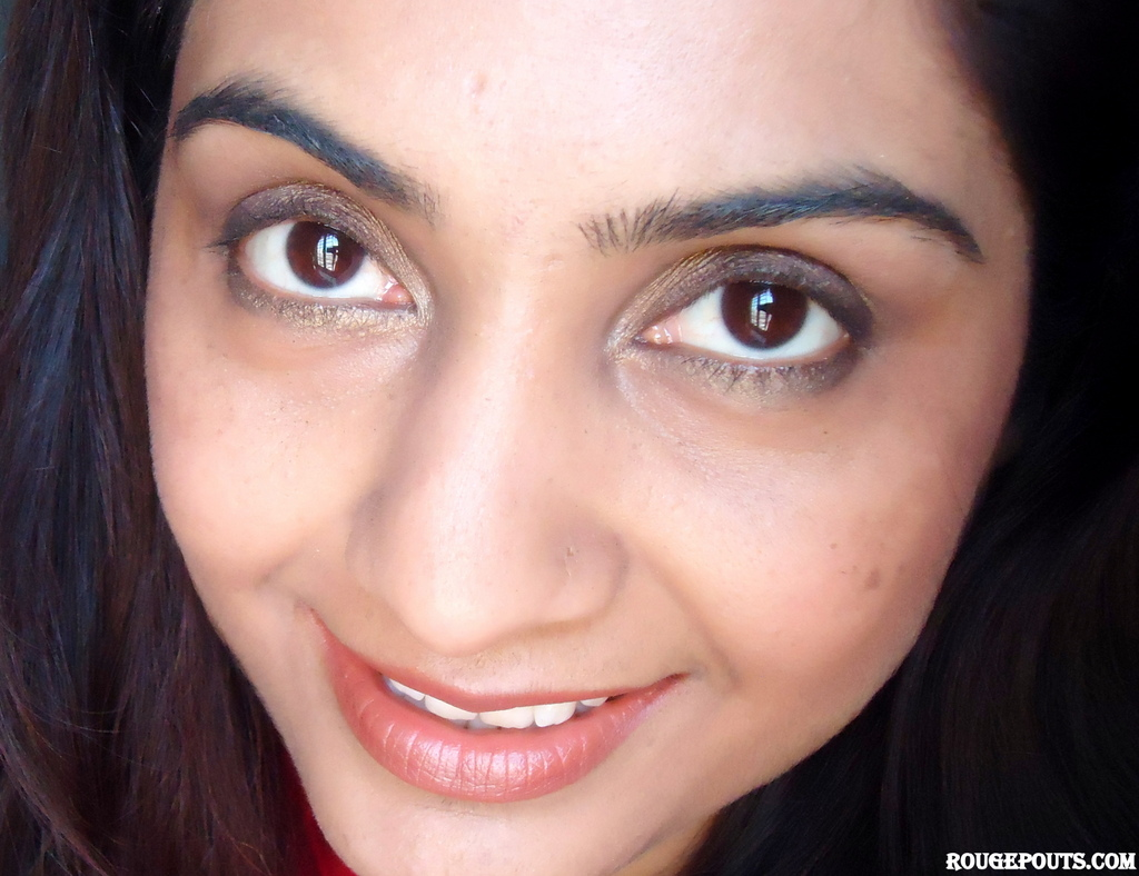 Face of the Day | Naturally Diffused Warm| Valentine day Make Up Idea