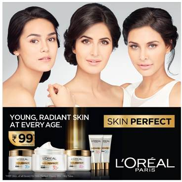 L'Oreal Paris Skin Perfect Range for 20+, 30+ and 40+|An Overview