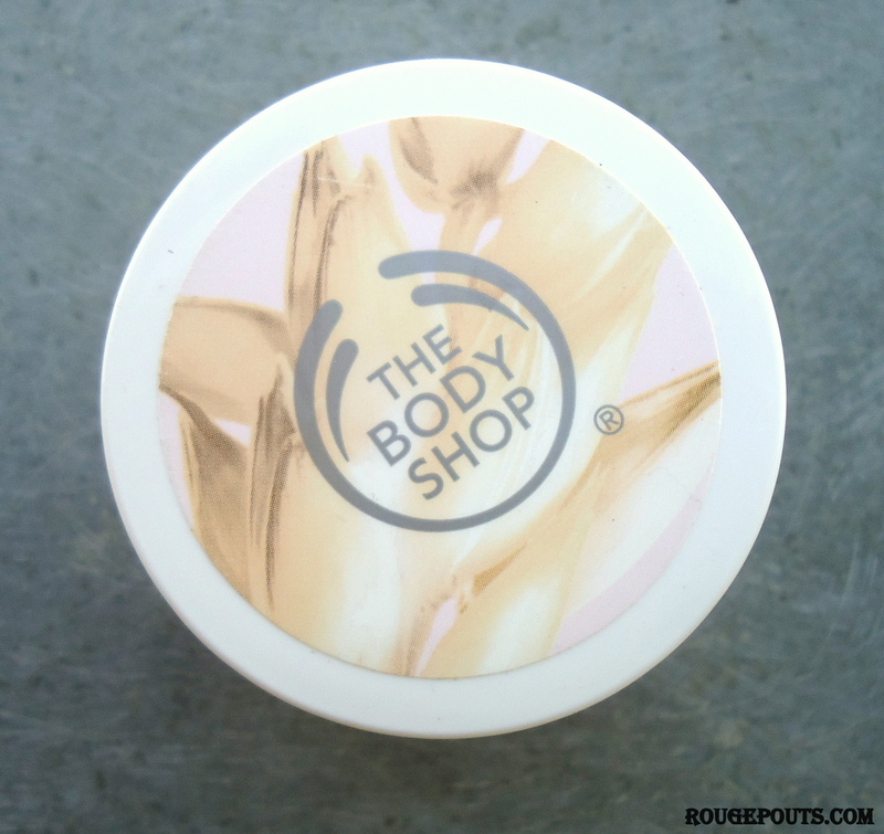The Body Shop Vitamin E Aqua Boost Sorbet Review Swatches