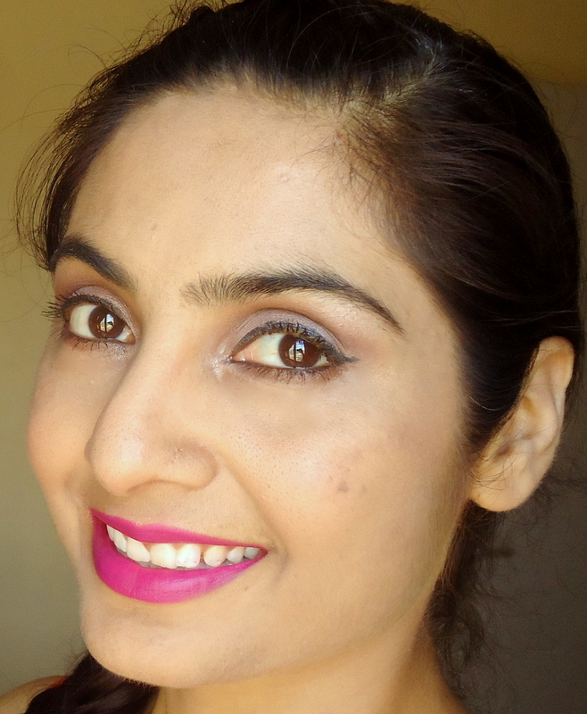 L'Oreal Paris Cannes Collection 2015|My Matte Look|FOTD