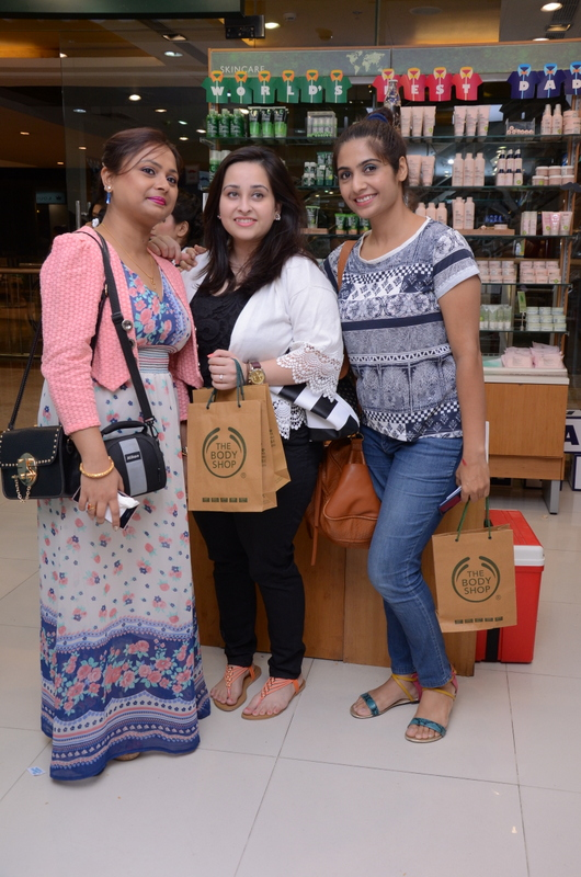 The Body Shop Father' Day Celebrations | Blogger Friends