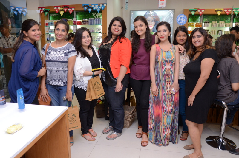 The Body Shop Father' Day Celebrations