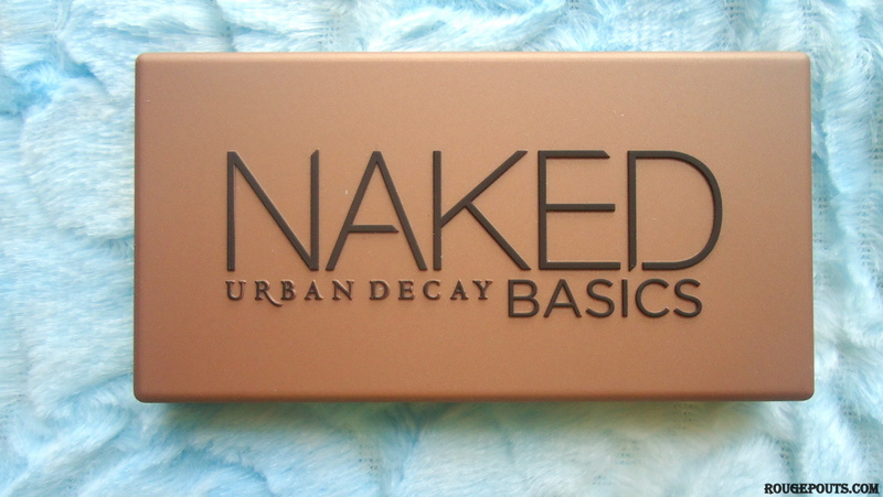 Urban Decay Naked Basics Review and Swatches