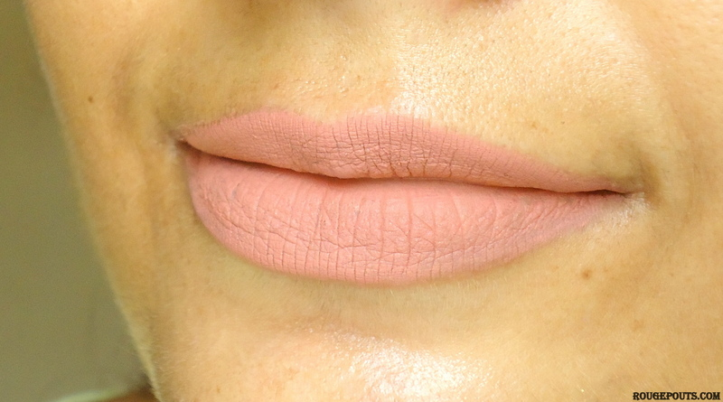 NYX Retractable Lip Liner in Nude (Waterproof) Review and Swatches