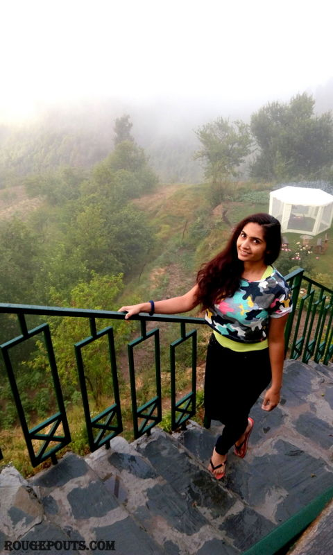 Outfit of the Day|Green and Blues|Kanatal Trip Part - I