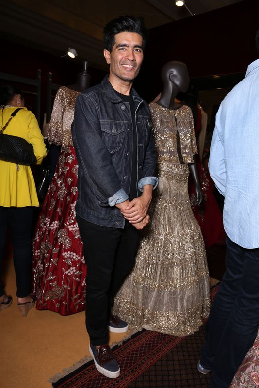 Manish Malhotra at Day 1 of the Vogue Wedding Show 2015, at Taj Palace, New Delhi - Copy