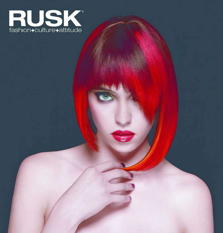 Rusk Deepshine Direct Intense Direct Colour