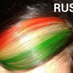 This Independence Day achieve Tri Colour Hair with RUSK | American Hair Care Brand