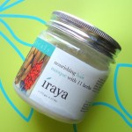 Iraya Nourishing Hair Masque with 11 Herbs Review and Swatch