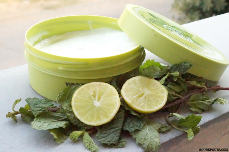 Limited Edition Virgin Mojito Body Butter Review