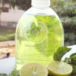 Limited Edition The Body Shop Virgin Mojito Body Splash Review