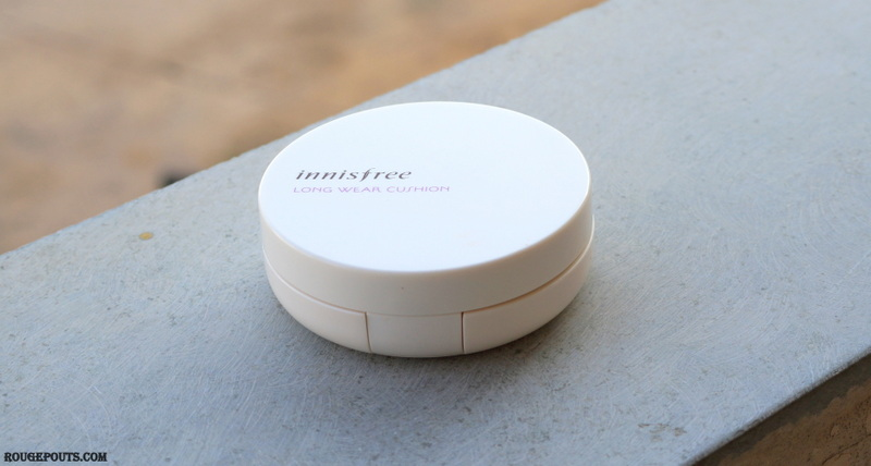 Innisfree Long Wear Cushion Foundation SPF 50+ PA+++ Review