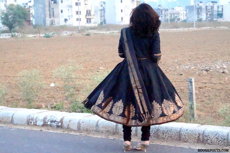 Outfit of the Day | Diwali Look