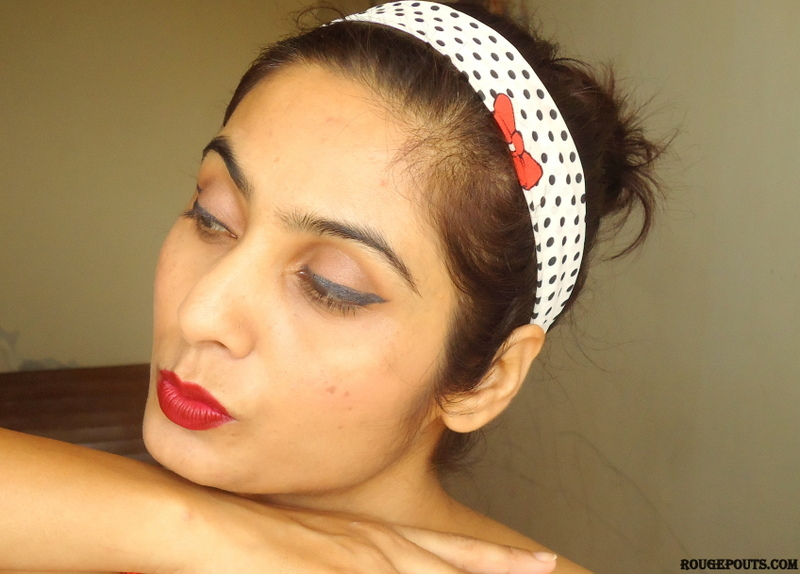Face of the Day | Retro Look (In Sunlight)