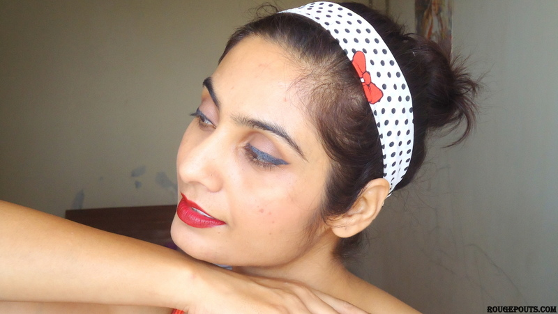 Face of the Day | Retro Look (In Shade)