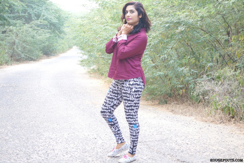 Outfit of the Day Welcoming Fall and Winter