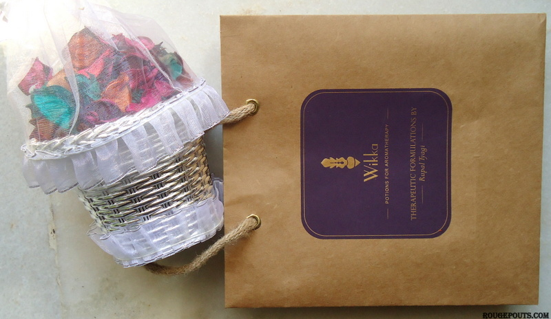 Wikka Blogger's Workshop on Aromatherapy and Essential Oils