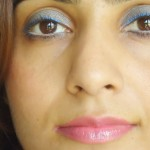 Face of the Day Greys with Blues!