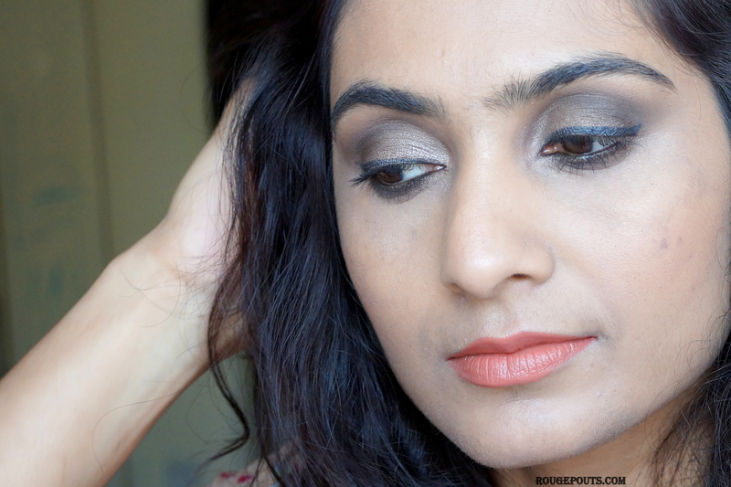 Face of the Day Neutral Smokey Eyes!