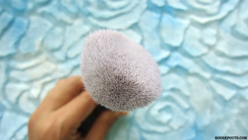 Sigma 3D HD Kabuki Brush Review
