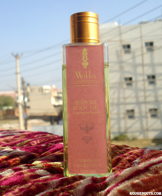 Wikka Bespoke Face and Body Oil Review