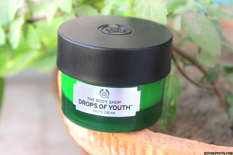 The Body Shop Drops of Youth Day Cream Review and Swatches!