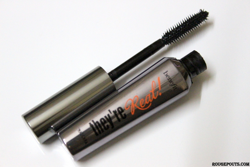 Benefit They're Real Mascara Review and Swatch!