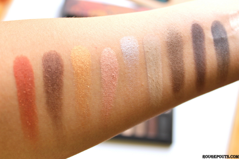 Kat Von D Monarch Eyeshadow Palette Review and Swatches!
